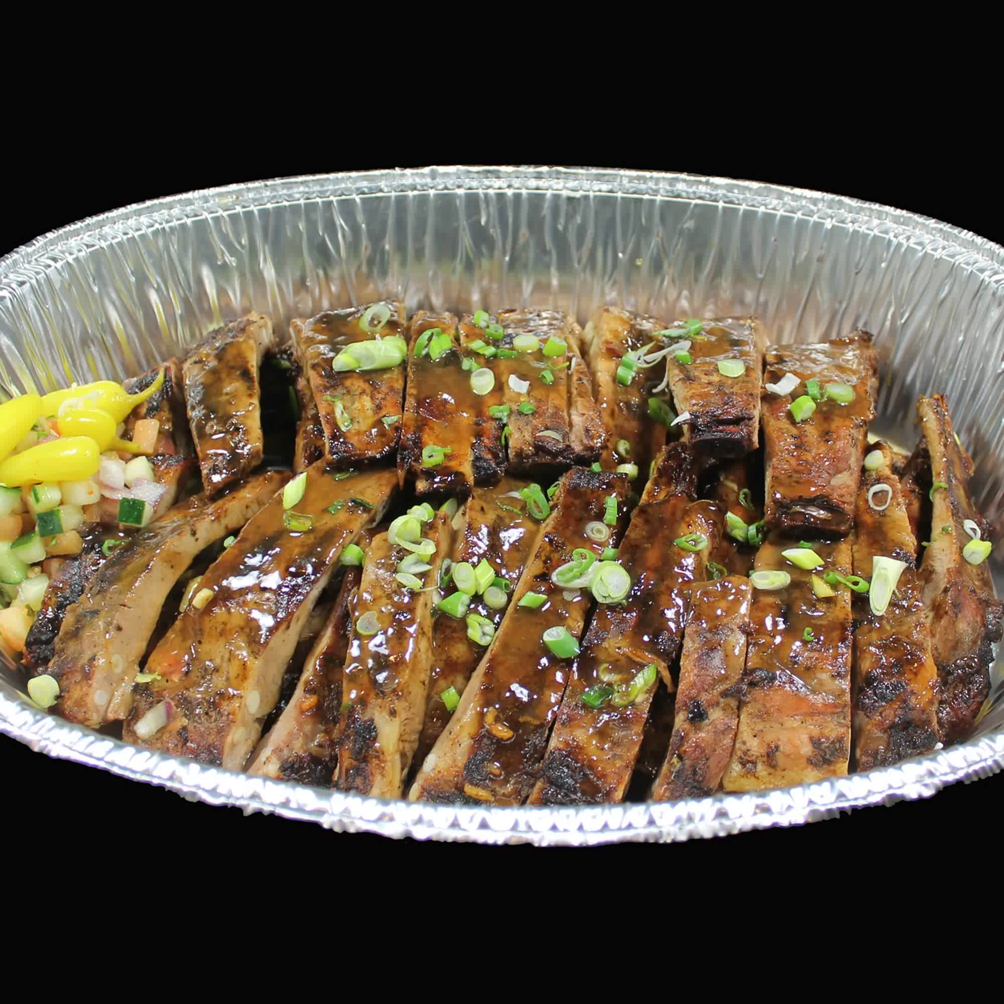 Boston Beach Ribs