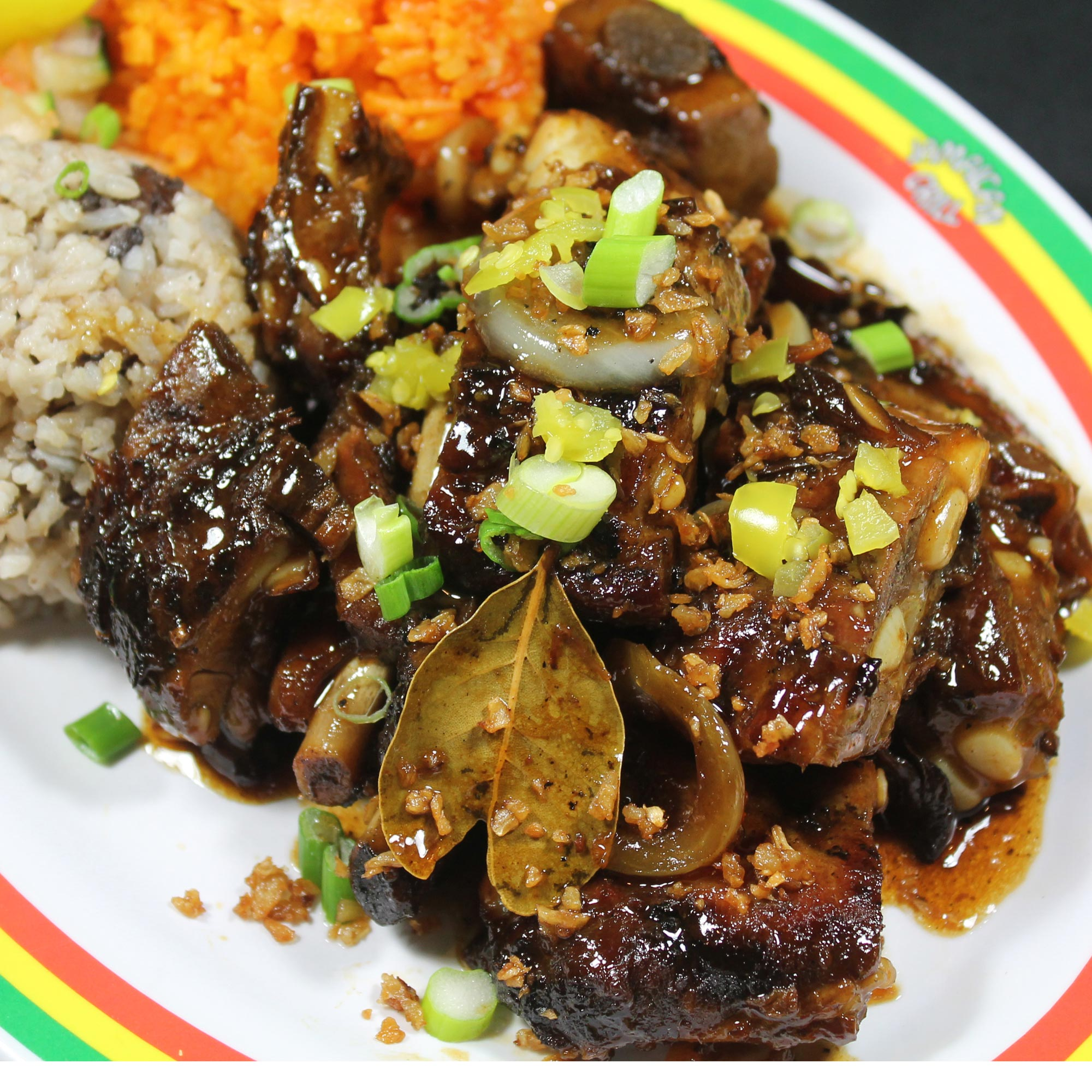 """Jerk"" Adobo Ribs"