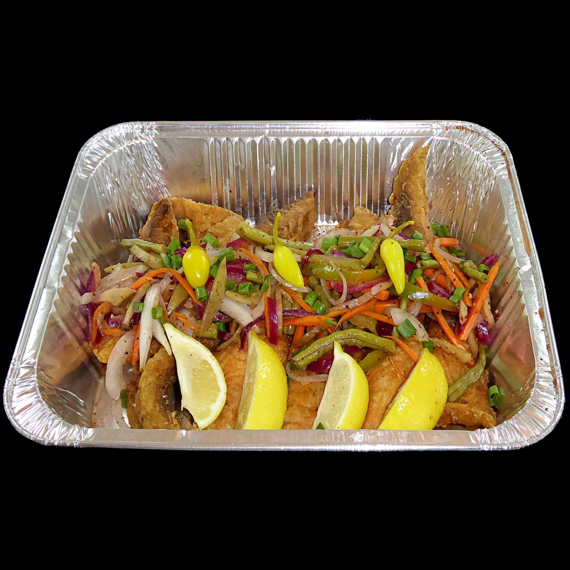 "Serious Fish Fry&nbsp;&nbsp;<strong style=""font-size: 20px;""><span style=""color: rgb(255, 0, 0);""><span style=""font-family: Calibri, sans-serif;"">New!</span></span></strong>"