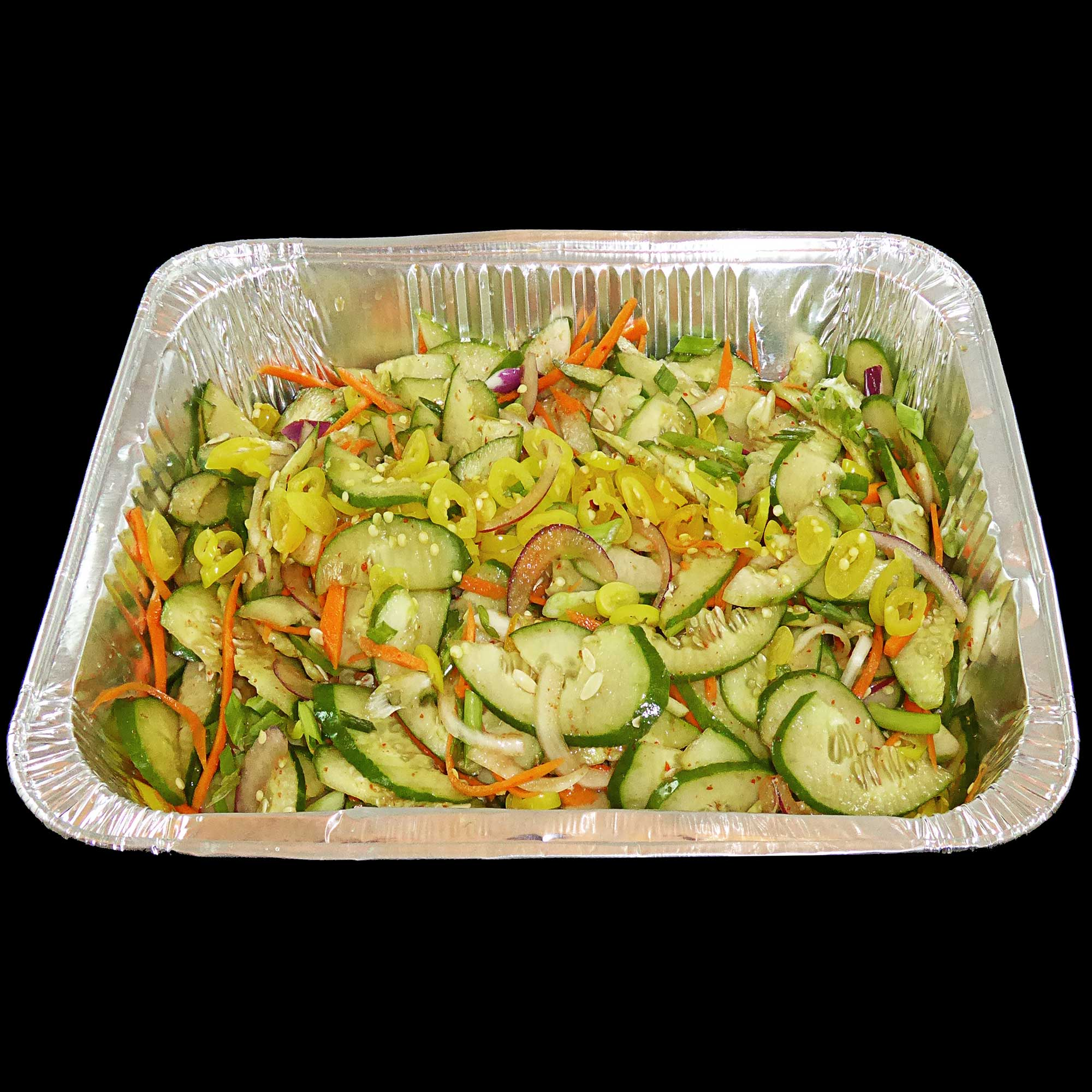 "Pika Salad&nbsp;&nbsp;<strong style=""font-size: 20px;""><span style=""color: rgb(255, 0, 0);""><span style=""font-family: Calibri, sans-serif;"">New!</span></span></strong>"